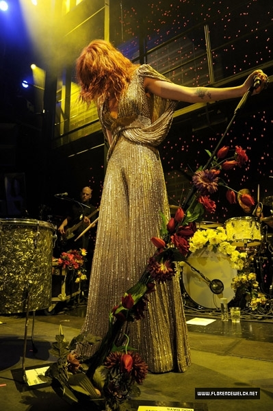 who is opening for florence and the machine