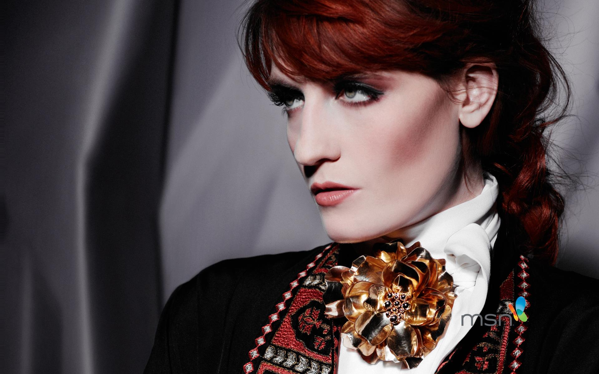 Florence Welch Photoshoot 2015