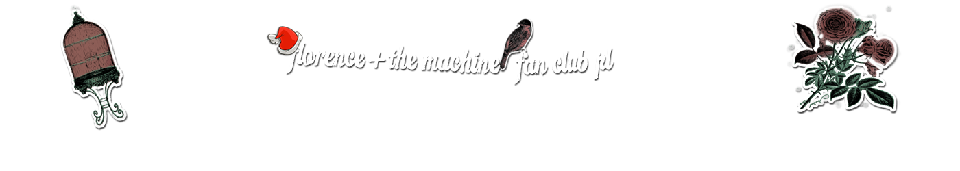 Florence and the Machine Fan Club PL Logo