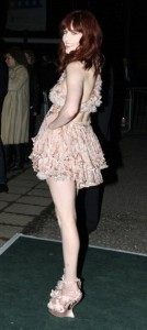BRIT Awards 2012 Celebrity Sightings In London - February 21, 2012