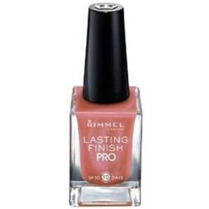 6. Rimmel London Lasting Finish Pro Nail Lacquer in Spice Romance