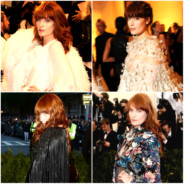 Florence podczas Met Ball 2011-2014